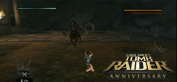 Tomb Raider Anniversary Screenshot 1