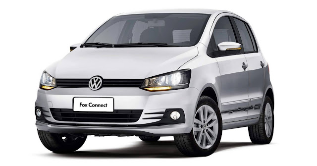Volkswagen Fox 2021