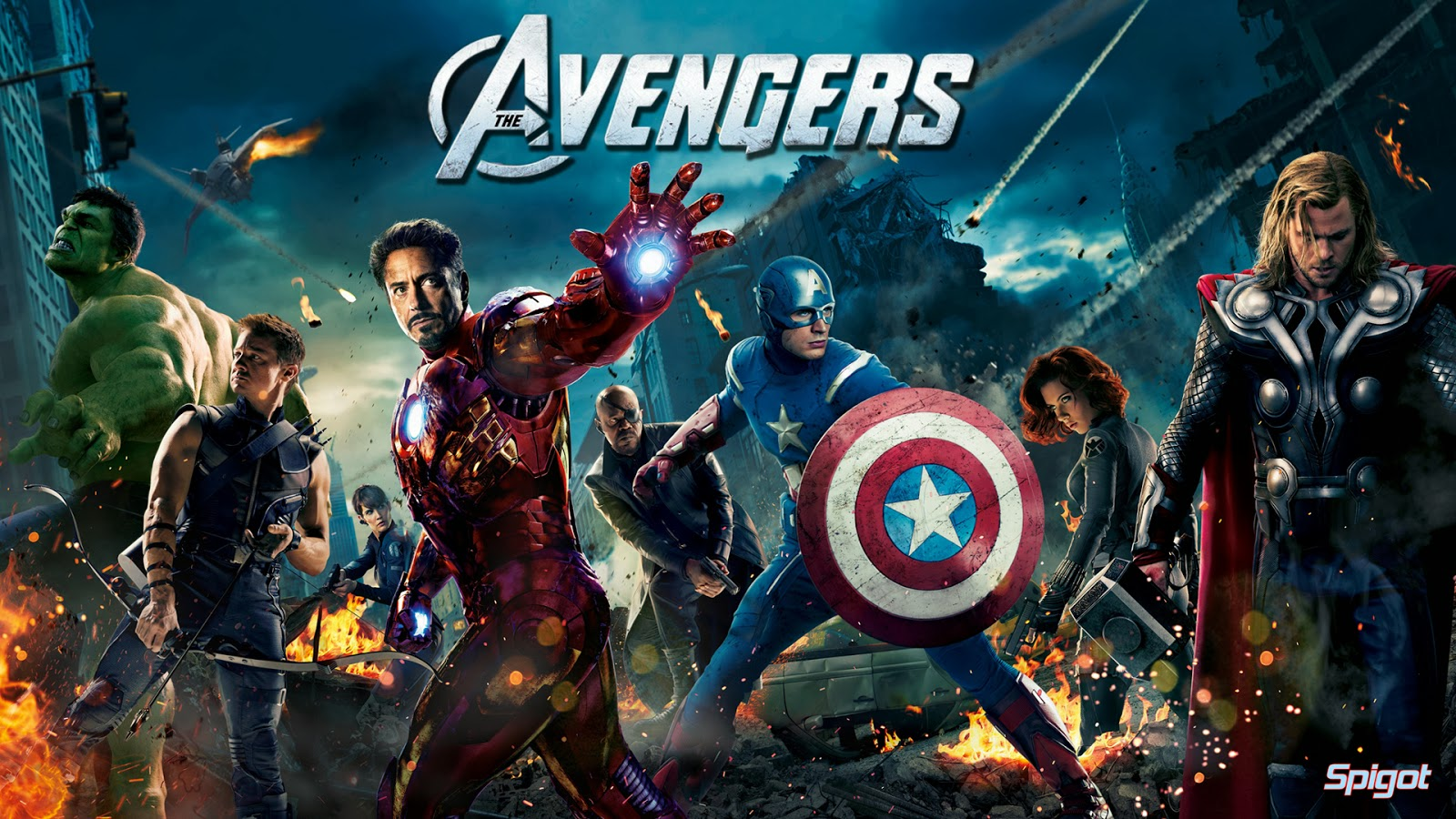Marvel had doubts about the success of The Avengers in 2012