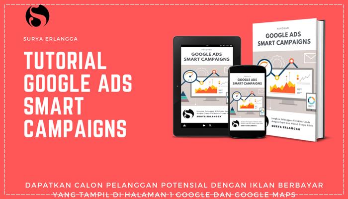 Tutorial Google Ads Smart Campaigns