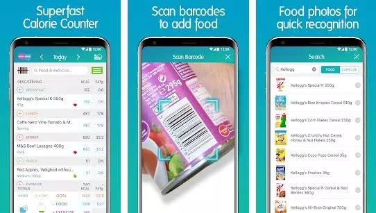 Aplikasi Penghitung Kalori Terbaik di Android dan iOS-6