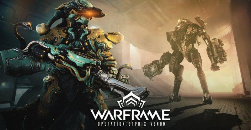 Warframe: Operation Orphix Vemon Guide