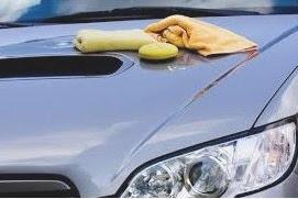 Cara Ajaib Hilangkan Noda Bercak Air di Kap Mobil Dengan Mudah