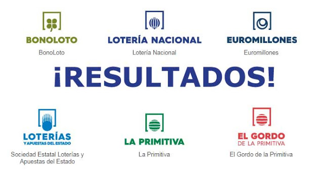 resultados de las loterias del 13 al 19 de agosto de 2018