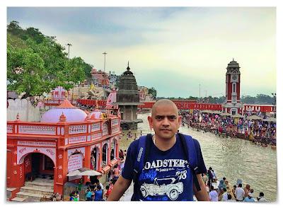 Har Ki Pauri (Ganga Ghat, Maya Puri) Haridwar