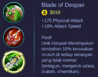 Build Item Terbaik Hero Nana Mobile Legends Marksman Hybird