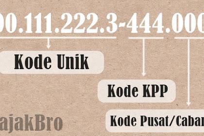 Perbedaan NPWP Pusat dan Cabang Berdasarkan Nomor dan Fungsinya