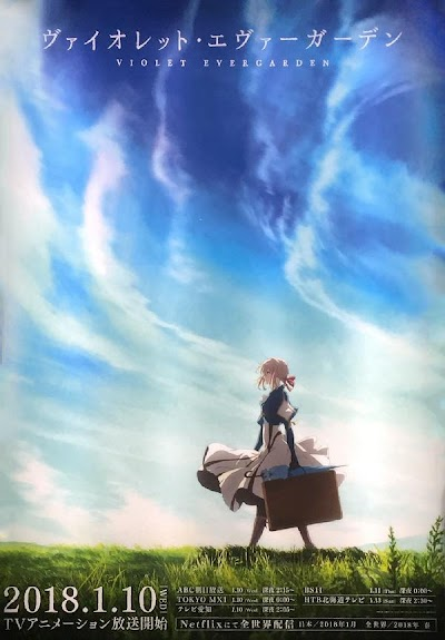 Violet Evergarden (01/14) [Castellano/Japones+Subs] [720p/1080p]