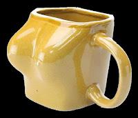 boobs coffee cup