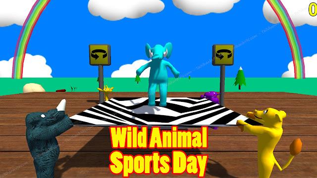 Tải Game Wild Animal Sports Day (Wild Animal Sports Day Free Download)