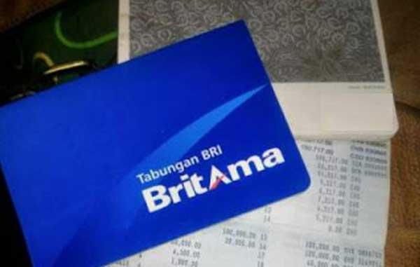 Potongan Perbulan Rekening BritAma BRI