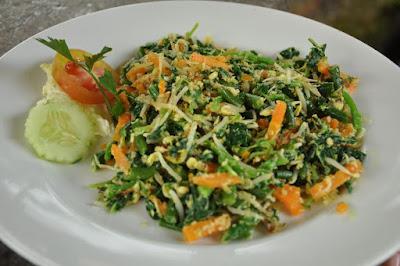 Resep Urap Sayur
