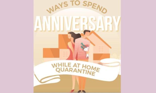 Celebrating Anniversary During Quarantine