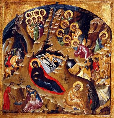 Icon of Nativity