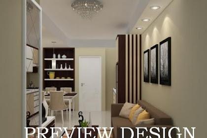 Design Interior living room murah berkualitas