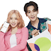 SNSD Taeyeon and SHINee's Key for Olive Young