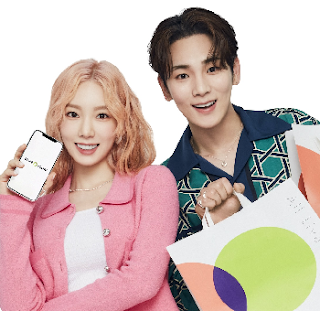 SNSD Taeyeon SHINee Key Olive Young
