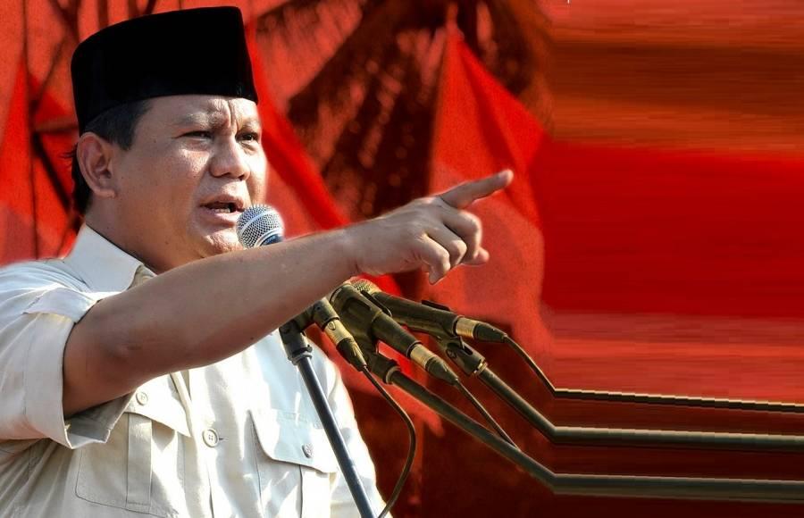 Terkait Kisruh Dengan Freeport, Prabowo Subianto Minta Pemerintah Juga Menghormati Amerika