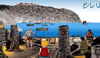 Blu di Andrea Camerini: raccontare i musei attraverso i cartoni animati