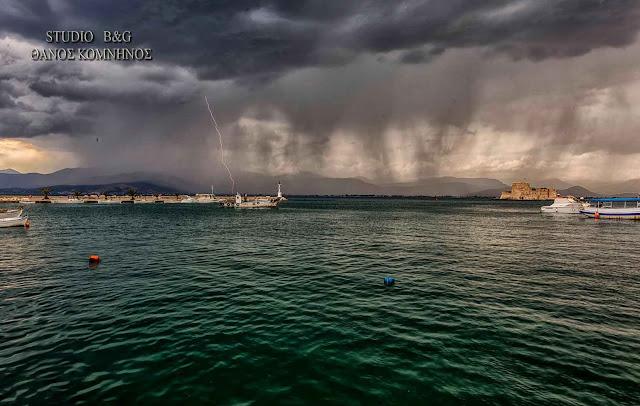 Συνεχίζονται οι βροχές και οι καταιγίδες - Τι καιρό θα κάνει τις επόμενες ημέρες;