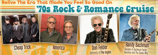 For those about to rock, we have a contest for you! Enter to win your spot aboard the 2020 Rock & Romance Cruise to see Cheap Trick, Don Felder of the Eagles and more!