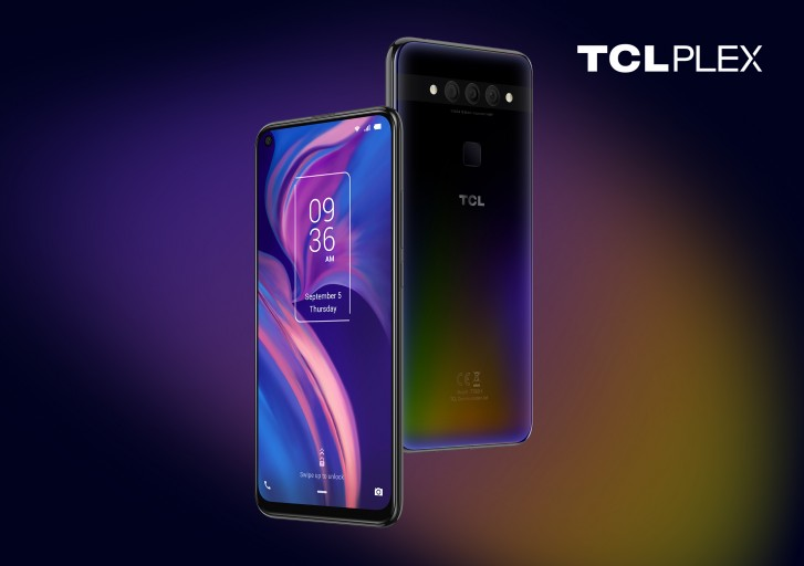IFA 2019: TCL PLEX with specialized punch-hole screen (Dotch) announced!