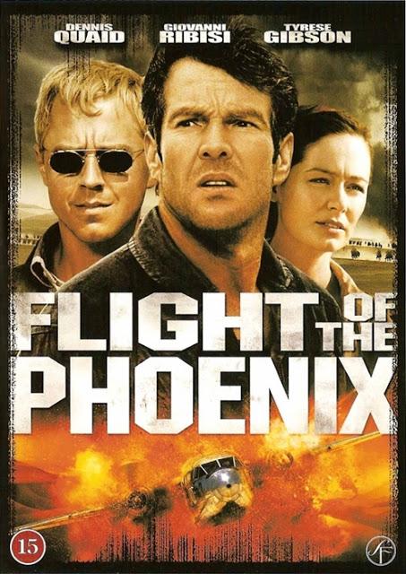 Flight of the Phoenix (2004) เหินฟ้า…แหวกวิกฤติระอุ