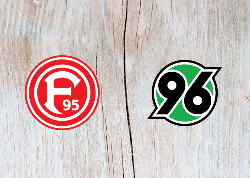 Fortuna Dusseldorf vs Hannover 96 - Highlights 18 May 2019