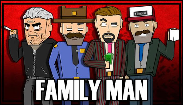 Family Man Free Download PC Game Cracked in Direct Link and Torrent. Family Man – You owe us money, Joe, and we plan to collect. We don't care where it comes from, but you'd better not skip town on us. Otherwise your family will be searching the…