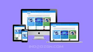 Masign Magz Premium Blogger Template