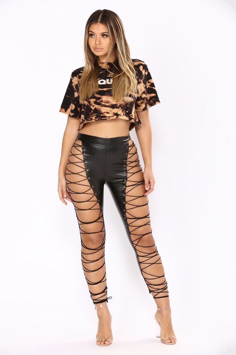 Fashion Nova Jeans Hip Dent
