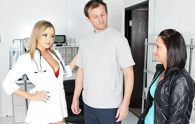 WATCH Sexy Nurse Bree Olson - Care To Donate Some Fluid? ONLINE Freezone-pelisonline