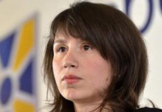 (Na snímku Tatjana Černovolová)