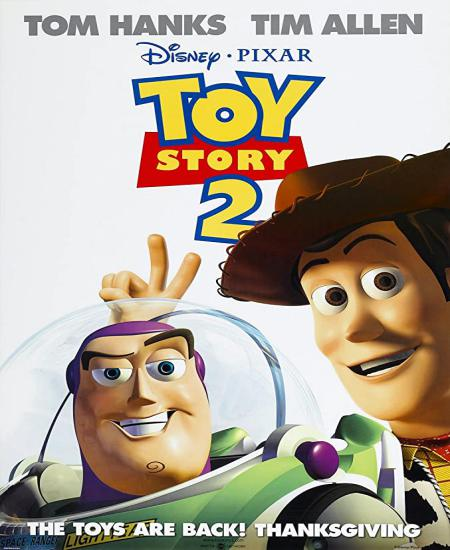 Toy Story 2 (1999) Dual Audio Hindi-English 480p BluRay 250MB ESubs Download