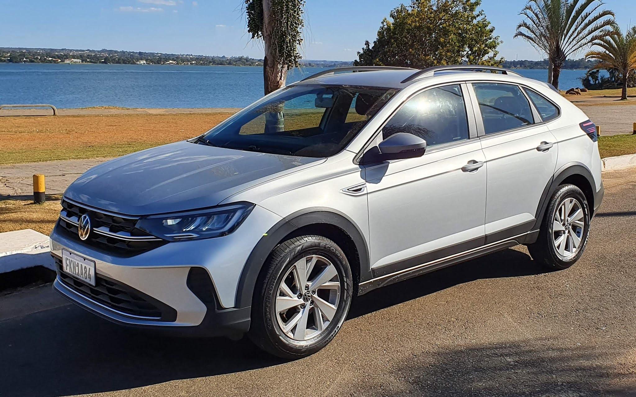 Volkswagen lidera mercado brasileiro no começo de abril