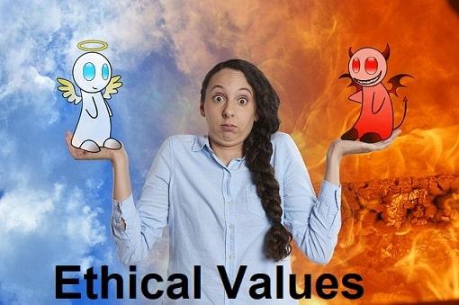 5 मुख्य नैतिक मूल्य कौन कौन से है? - Ethical Values