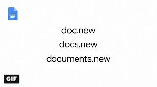 .new google docs