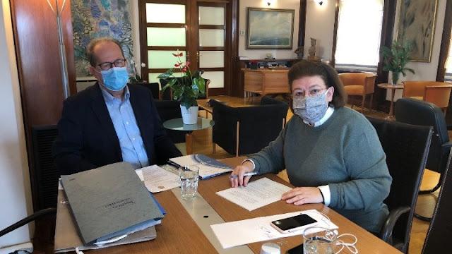 Τρεις νέες Προγραμματικές Συμβάσεις για την αποκατάσταση μνημείων στην Πελοπόννησο