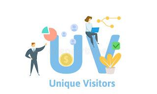 Pengertian Unique Visitors (Pengunjung Unik)