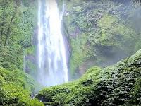 Air Terjun di Lombok Yang Sayang Jika Di Lewatkan