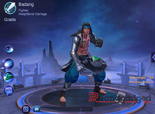 Tanggal Rilis Hero Badang dan Faramis ke Server Global Mobile Legends