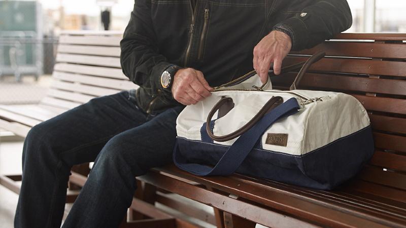 Sea Bags Chebeague Duffel