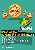Castiga pizza pentru toata gasca ta