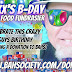 Happy B-day Sixx Food Fundraiser!