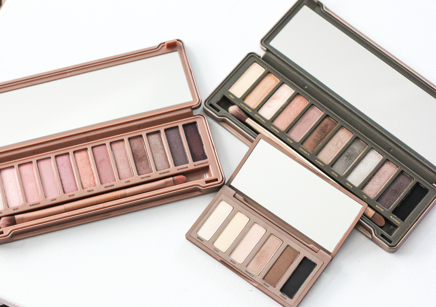 Review: The Urban Decay Naked Basics Palette | Jackie O My