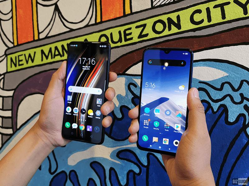 Realme 3 Pro vs Xiaomi Mi 9 SE Specs Comparison
