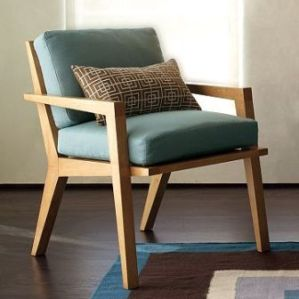 Rose Wood Furniture Modern Wood Chair