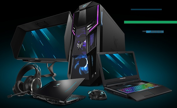 Acer Predator Gaming Products
