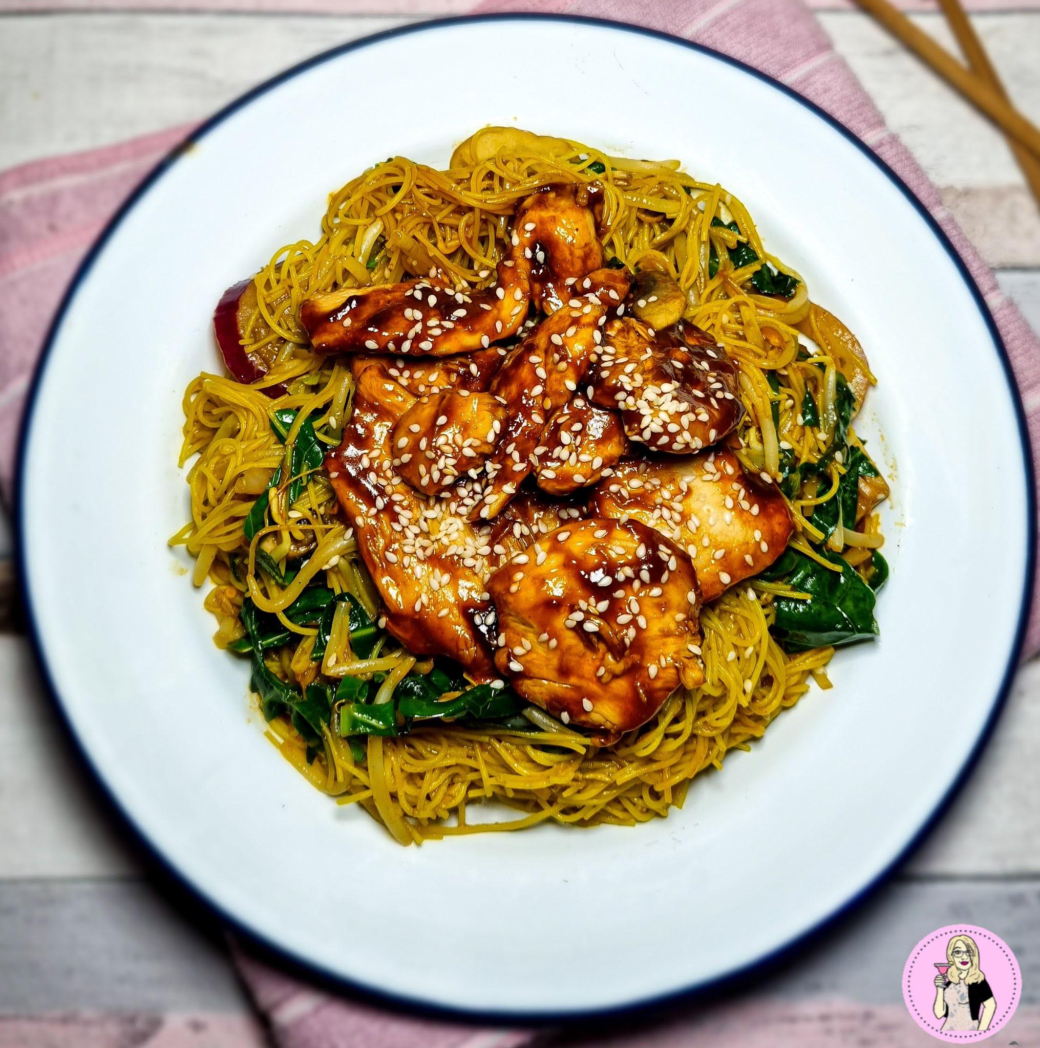 Sticky Teriyaki Chicken Recipe