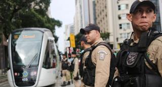 Brazil Arrests 10 For 'Amateur' Terror Plot Against Olympics
